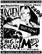 Big Cheap Motel - the Axemen's ode to the fight for womens rights