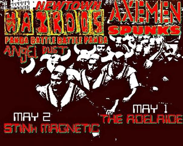 Newtown Panda Battle, May 1st & 2nd 2009