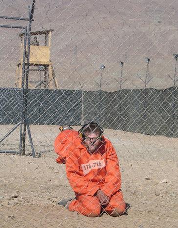 Mick doing the hard yards awaiting bail